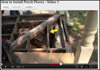 Video Clip - AZEK Porch Boards