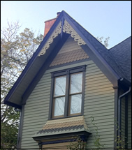 Old Lace Gable