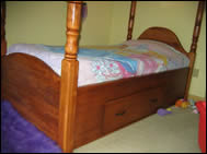 4 Post Bed - 2